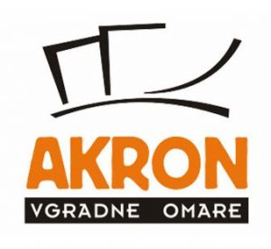 Vgradne omare Akron
