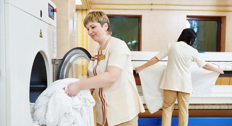 Pranje hišnega perila