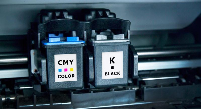 Tiskalnik in kartuše