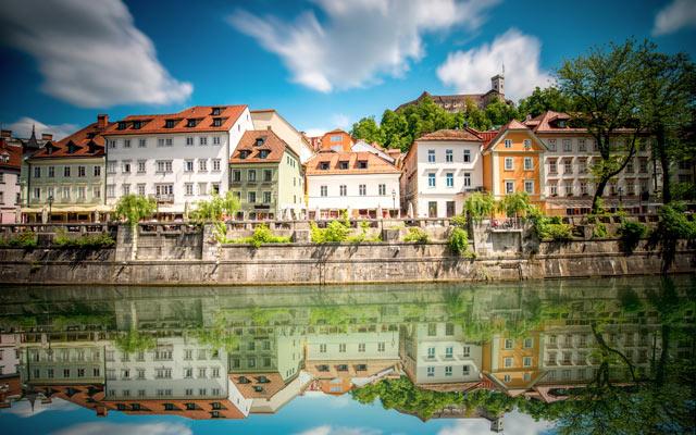 Stanovanja Ljubljana