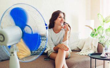 Hlajenje stanovanja poleti