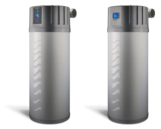 Toplotne črpalke za ogrevanje sanitarne vode Orca